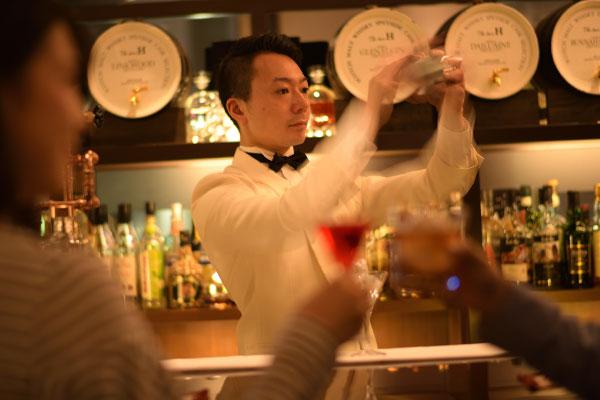 レストラン(軽朝食会場)
