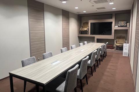 3階 会議室(30㎡  10席)