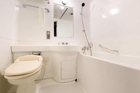 ダブルルーム/バス・トイレ